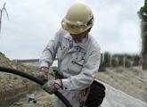電線管加工作業